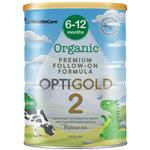 Opti Gold Organic Follow on Formula 900g
