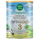Opti Gold Organic Toddler Milk Drink 900g