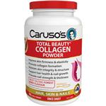 Caruso Natural Health Total Beauty Collagen 100 grams Powder