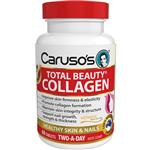 Caruso Natural Health Total Beauty Collagen 60 Tablets