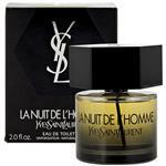 Yves Saint Laurent L Homme La Nuit Eau De Toilette 60ml