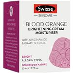 Swisse Skincare Blood Orange Brightening Cream Moisturiser 50ml
