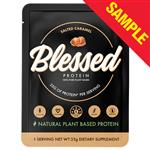 Sample: Blessed Protein Salted Caramel