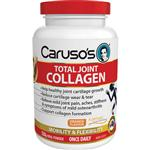 Carusos Natural Health Total Joint Collagen 120 grams