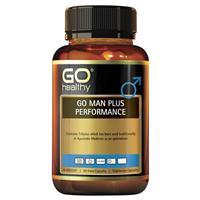 Buy GO Healthy GO Man Plus Performance 60 Vege Capsules ...