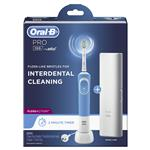 Oral B Power Toothbrush Pro 100 Floss Action