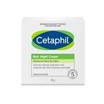 Cetaphil Rich Hydrating Night Cream with Hyaluronic Acid 48g