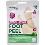 Derma V10 Exfoliating Foot Peel 1 Treatment