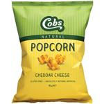 Cobs Popcorn Natural Cheddar Cheese 30g