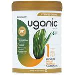 Uganic Certified Organic Infant Formula Stage 1 800g