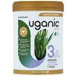 Uganic Certified Organic Toddler Milk Drink Stage 3 800g