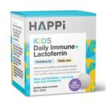 Happi Kids Daily Immune + Lactoferrin Chewable 60 Tablets Online Only