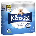 Kleenex Complete Clean 9 Pack