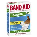 Band-Aid Fabric Strips 24