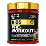 BSc K-OS Pre-Workout 180g Clear Cola