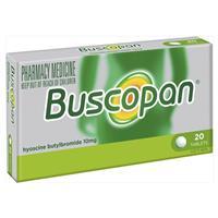 Buscopan Tablets 20