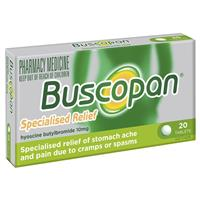 Buscopan Tablets 20