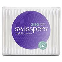 Swisspers Cotton Tips 240