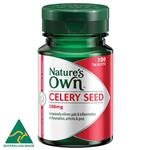 Nature's Own Celery Seed 250mg 100 Tablets