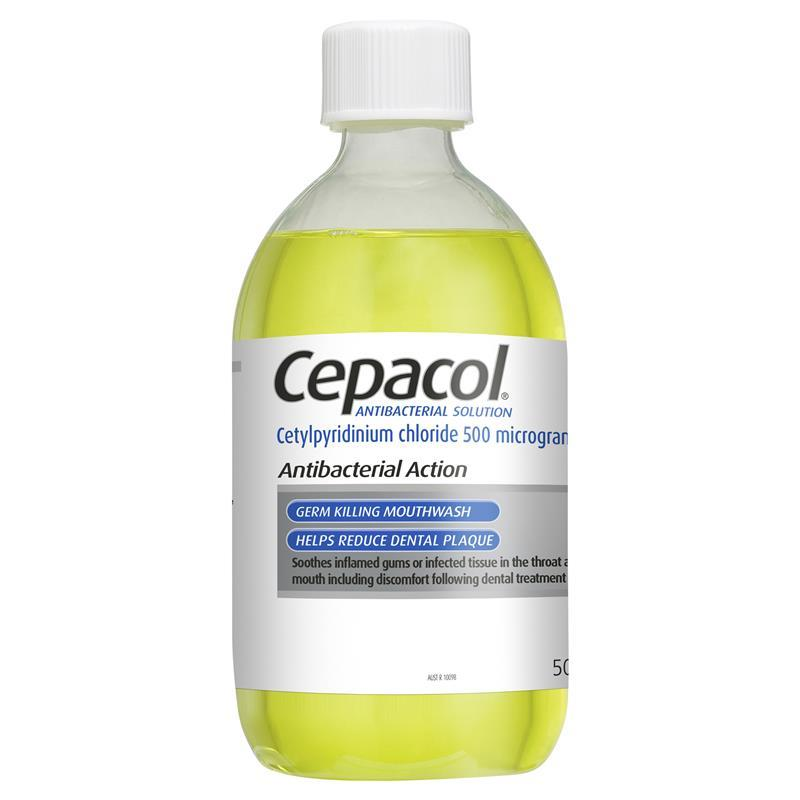 Cepacol Mouth Wash 82