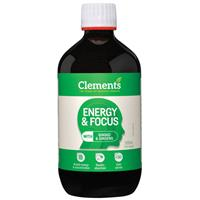 Clements Herb, Vitamin & Mineral Tonic 500mL