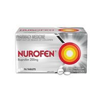 Nurofen 200mg Tablets 96