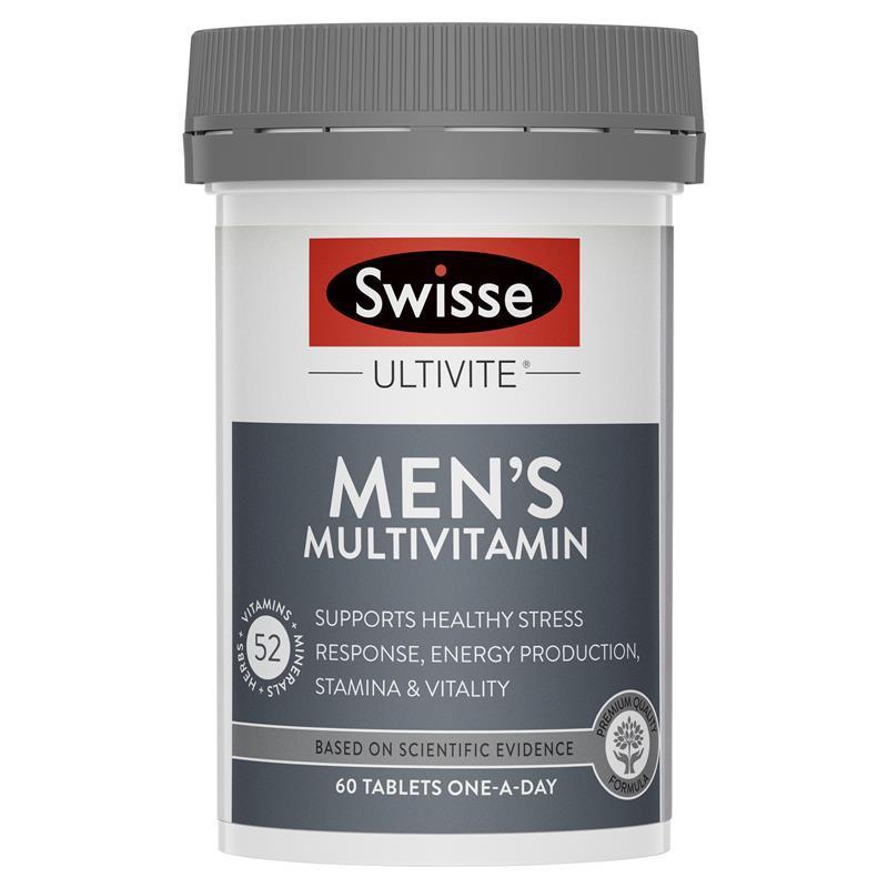 Swisse男士复合维生素,原价$36.95,现价$14.99