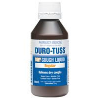 Duro-Tuss Dry Cough Regular Liquid 100ml