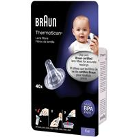 Braun Thermoscan Lens Filters LF40