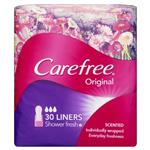 Carefree Original Shower Fresh 30 Liners