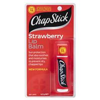 Chapstick Lip Balm Strawberry SPF15+ 4.2g