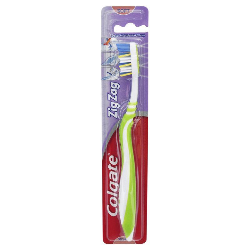 Buy Colgate Toothbrush Zig Zag Soft Online at Chemist
