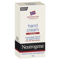 Neutrogena Norweigen Hand Fragrance Free Cream 56g