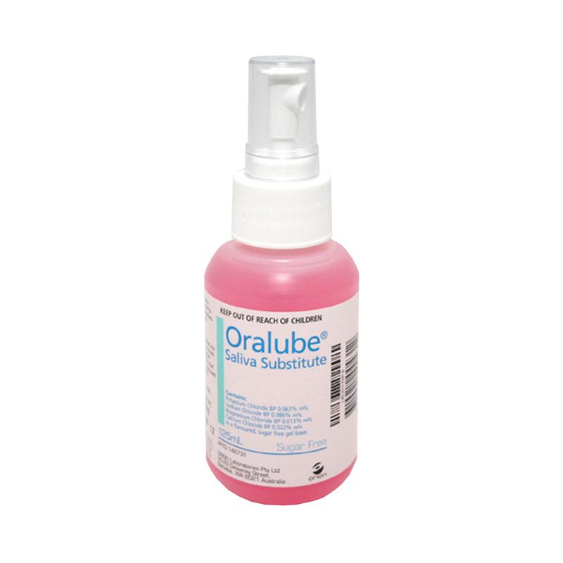 Oralube Saliva Substitute 125mL - Chemist Warehouse