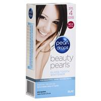 Pearl Drops Beauty Pearls Gloss Tooth Whitener 80g