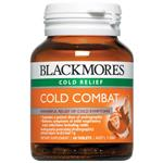 Blackmores Cold Combat Tablets 60