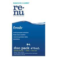 Bausch & Lomb Renu Fresh Multi-Purpose Duo Pack 355ml + 120ml