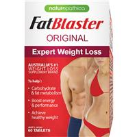 Naturopathica Fatblaster 60 Tablets