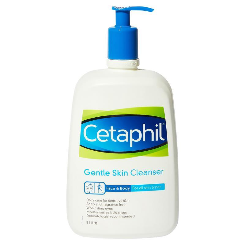 Best gentle facial cleanser opinion you
