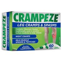 Crampeze Night Cramps 60 Capsules