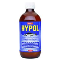 Hypol Vitamin & Nutrient Liquid Supplement 500mL