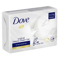 Dove Beauty Bar Regular 2 x 100g Pack