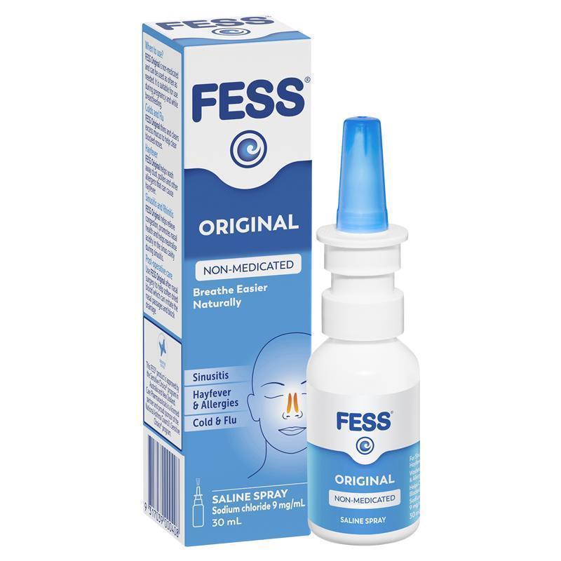 rebound congestion steroid nasal spray