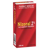 Nizoral Anti-Dandruff Shampoo 2% 100ml