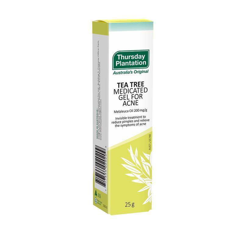 tea tree targeted gel how to use