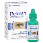 Refresh Contact Eye Drops 15ml