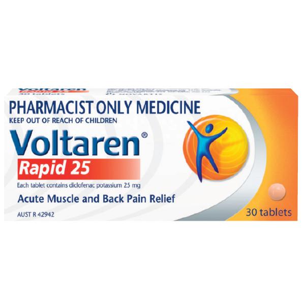 voltaren k 25mg tabletten