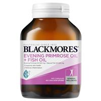 Blackmores Evening Primrose Oil + Fish Oil 1000mg 100 Capsules