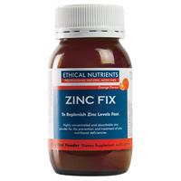 Ethical Nutrients Zinc Fix Orange 95g Powder