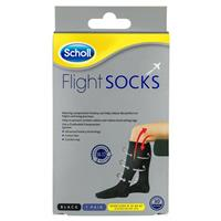 Scholl Flight Socks Unisex Size 9-12